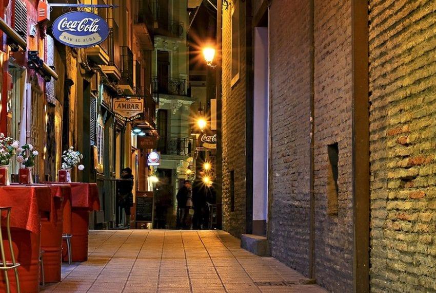 Alquiler pisos en Zaragoza